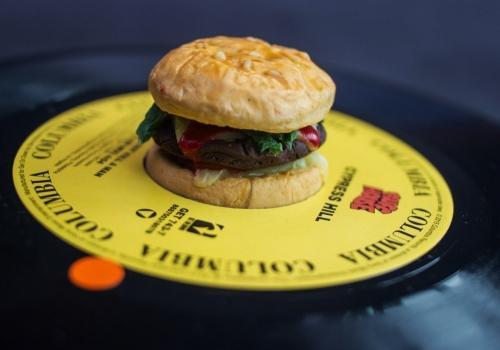 Adaptateur centreur 45 tours Burger