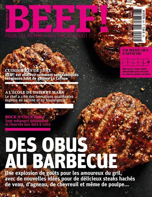 beef magazine pour les hommes qui ont du go t soul food. Black Bedroom Furniture Sets. Home Design Ideas